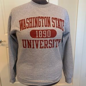washington state university sweatshirt
